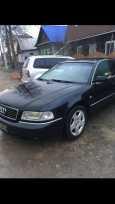 Audi A8, 2001 год, 330 000 руб.