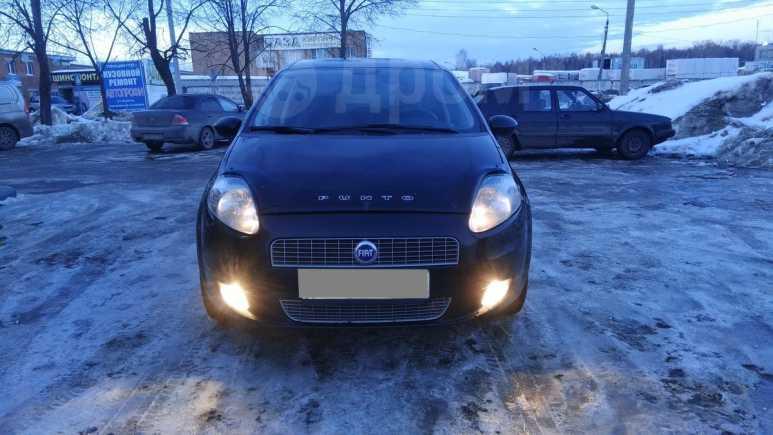 Fiat Grande Punto, 2007 год, 220 000 руб.