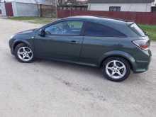 Крымск Astra GTC 2010