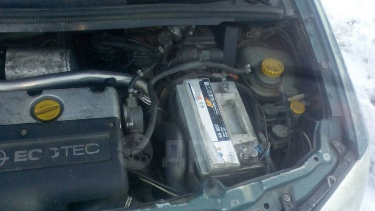 Opel Zafira, 2001 год, 160 000 руб.