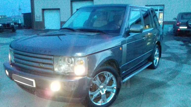 Land Rover Range Rover, 2002 год, 699 000 руб.