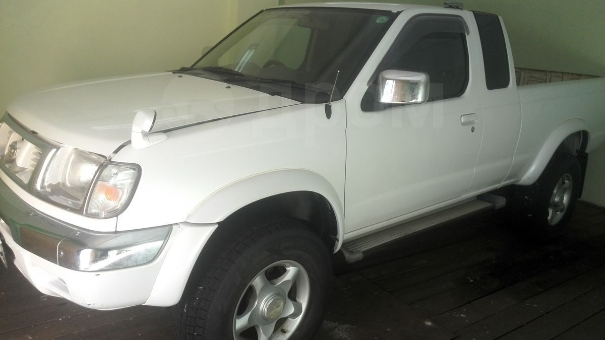 nissan king cab 3.2