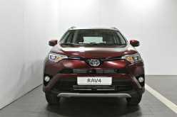 Чита Toyota RAV4 2018
