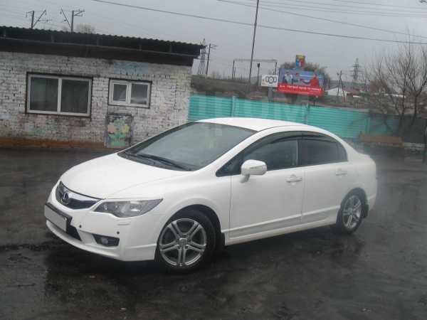 Honda Civic, 2010 год, 540 000 руб.