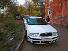 Красноярск Octavia 2007