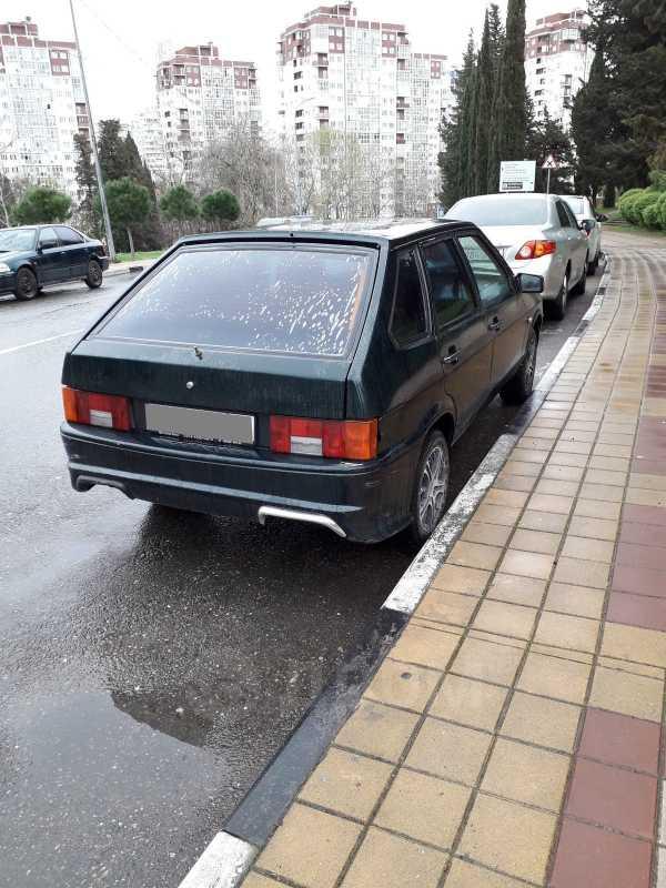 Лада 2109, 1989 год, 39 000 руб.