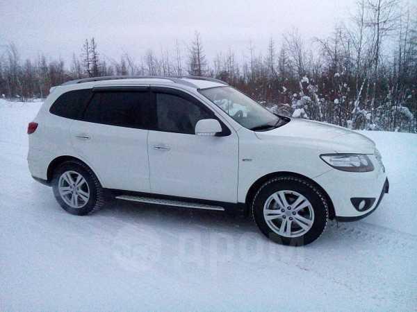 Hyundai Santa Fe, 2011 год, 830 000 руб.