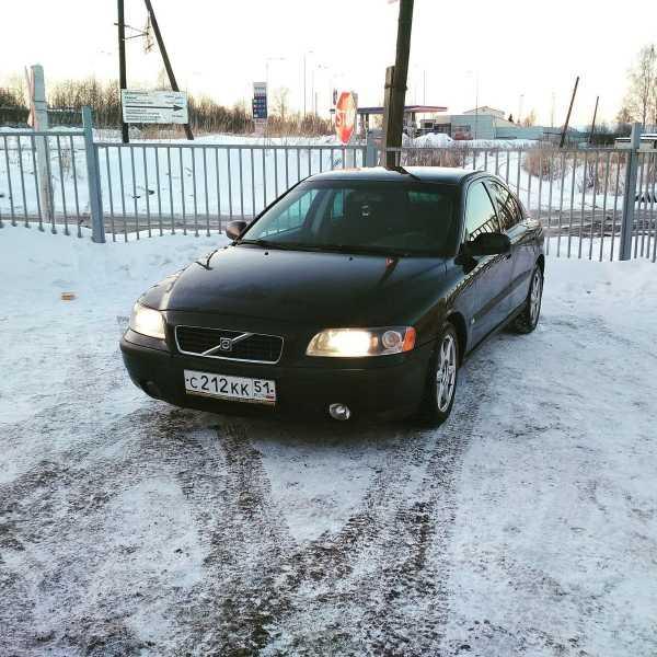Volvo S60, 2001 год, 190 000 руб.