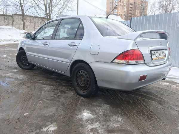 Mitsubishi Lancer, 2004 год, 165 000 руб.