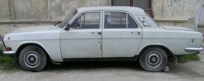 Севастополь 24 Волга 1980