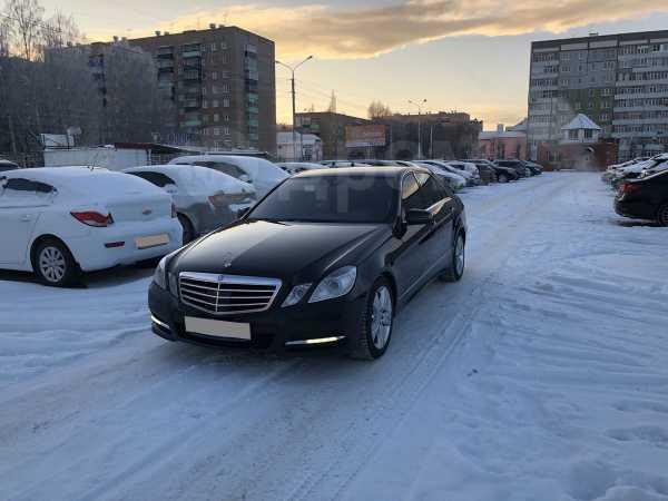 Mercedes-Benz E-Class, 2012 год, 1 400 000 руб.
