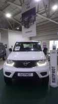 УАЗ Патриот, 2018 год, 649 500 руб.