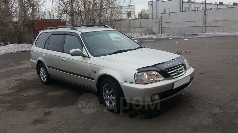 Honda Orthia, 1996 год, 197 000 руб.