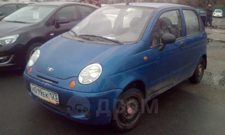 Daewoo Matiz, 2010 год, 165 000 руб.