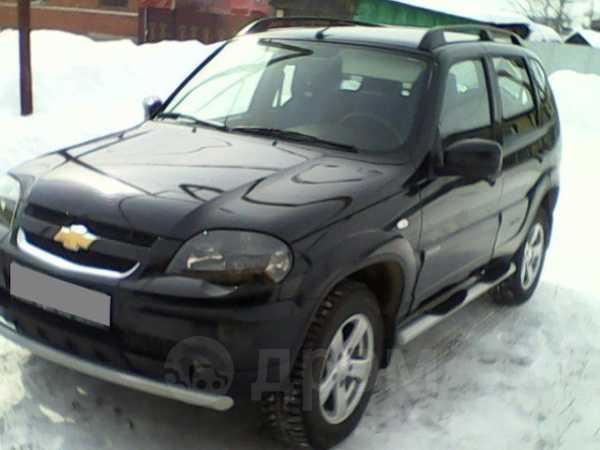 Chevrolet Niva, 2016 год, 700 000 руб.
