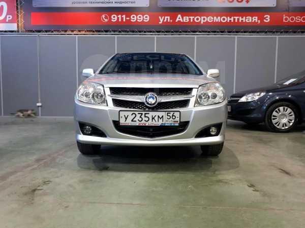 Geely MK, 2013 год, 265 000 руб.