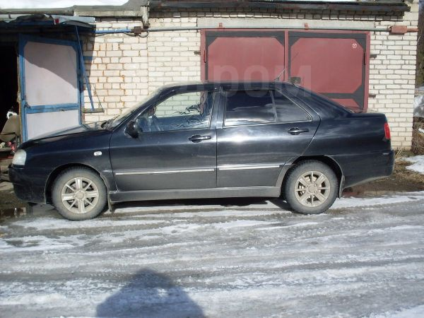 Chery Amulet A15, 2007 год, 130 000 руб.