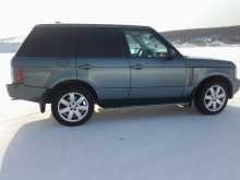 Якутск Range Rover 2005