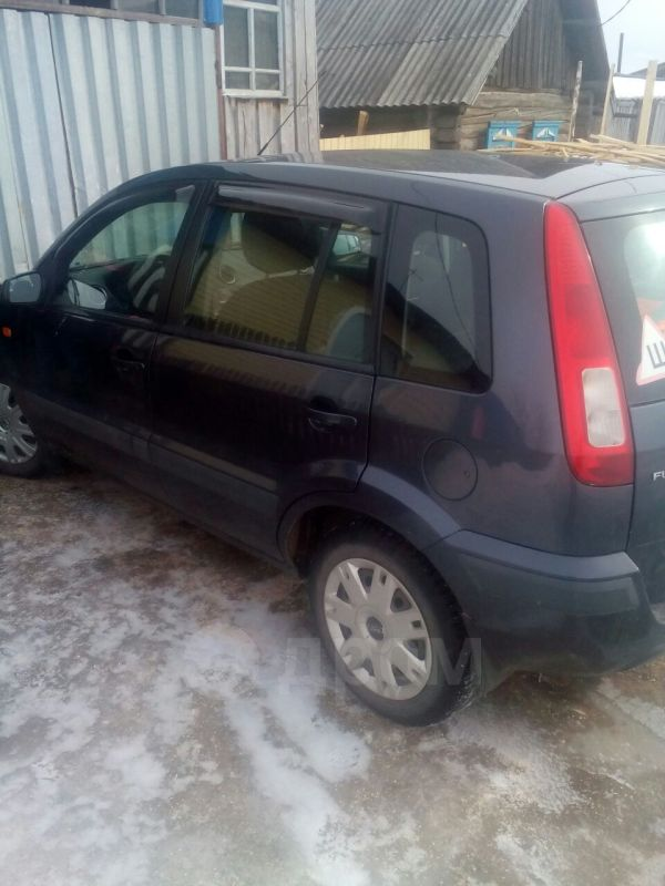 Ford Fusion, 2007 год, 370 000 руб.