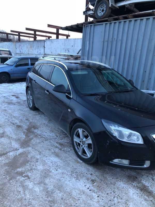 Opel Insignia, 2009 год, 610 000 руб.