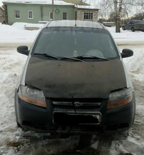 Chevrolet Aveo, 2004 год, 105 000 руб.