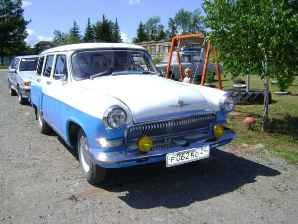 ГАЗ 22 Волга, 1964 год, 380 000 руб.