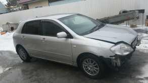Новосибирск Corolla Runx 2001