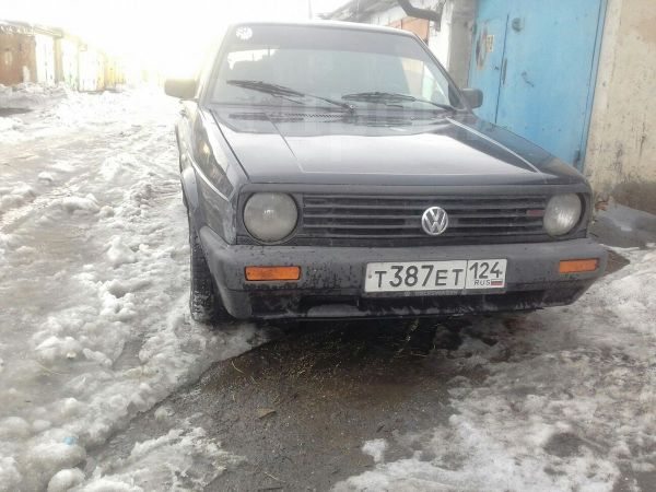 Volkswagen Golf, 1988 год, 52 000 руб.