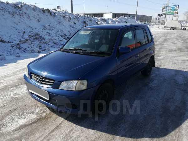 Mazda Demio, 2001 год, 170 000 руб.