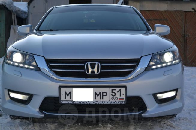 Honda Accord, 2013 год, 1 150 000 руб.