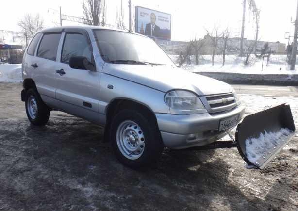 Chevrolet Niva, 2003 год, 205 000 руб.