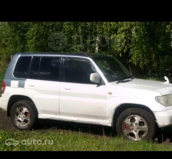 Mitsubishi Pajero iO, 1999 год, 190 000 руб.