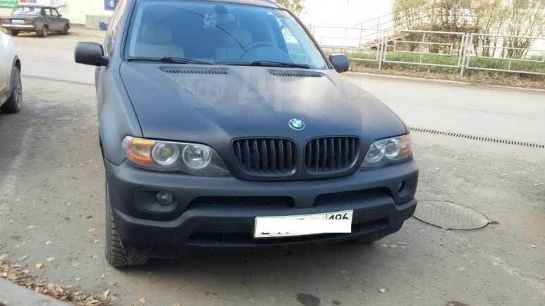 BMW X5, 2003 год, 600 000 руб.