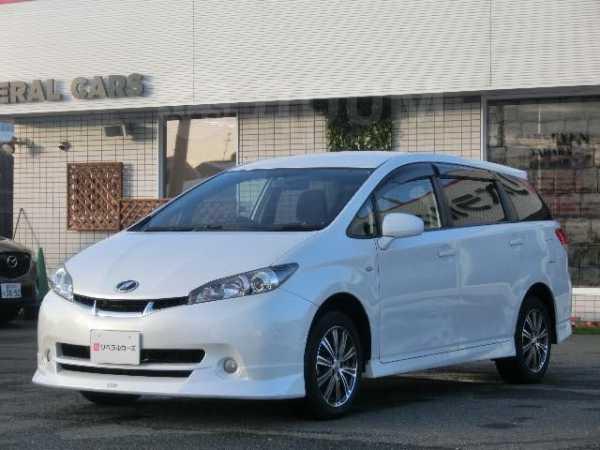 Toyota Wish, 2009 год, 260 000 руб.