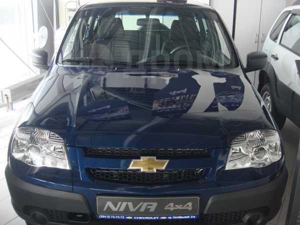 Chevrolet Niva, 2018 год, 553 000 руб.