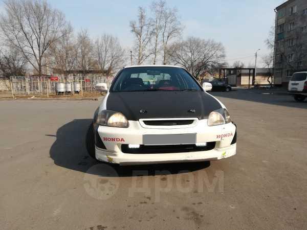 Хонда Цивик Тайп Р 1998 года в Благовещенске, Продам цивик ...  Хонда Цивик 1998 Хэтчбек