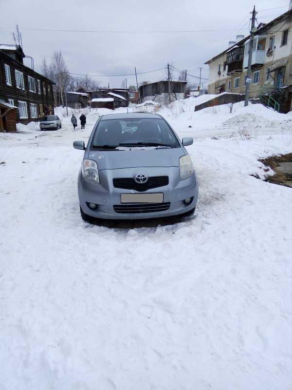 Toyota Yaris, 2006 год, 235 000 руб.