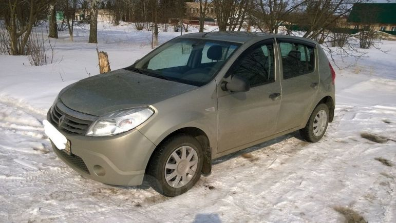 Renault Sandero, 2014 год, 317 000 руб.