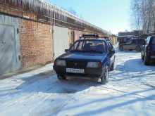 ВАЗ (Лада) 21099, 2002 г., Новосибирск