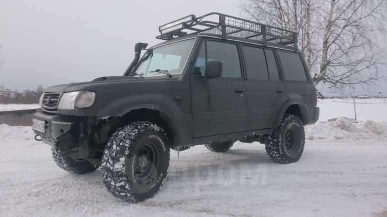 Hyundai Galloper, 2001 год, 430 000 руб.