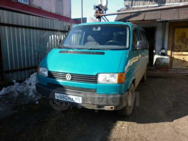 Volkswagen Caravelle, 1993 год, 230 000 руб.