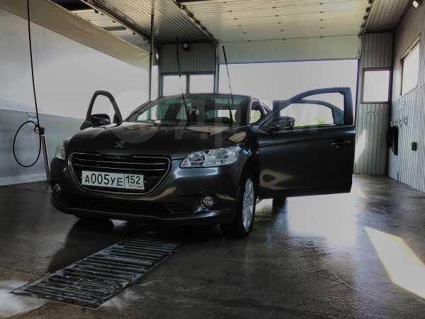 Peugeot 301, 2013 год, 475 000 руб.