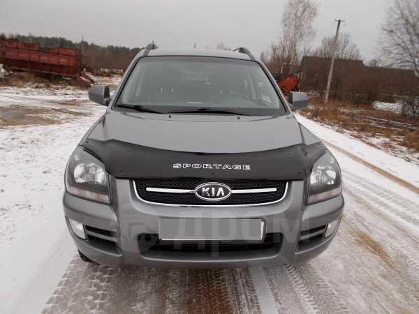Kia Sportage, 2006 год, 460 000 руб.