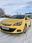 Opel Astra GTC, 2013 год, 572 000 руб.
