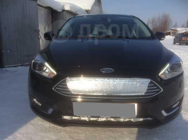 Ford Focus, 2017 год, 900 000 руб.