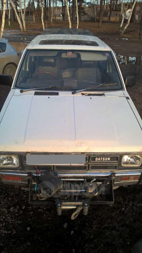 Nissan Datsun, 1987 год, 170 000 руб.