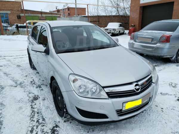 Opel Astra, 2009 год, 280 000 руб.