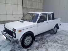 Челябинск 2329 Нива Пикап