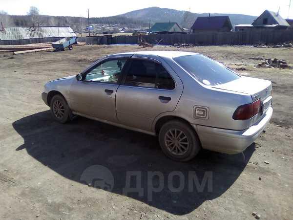 Nissan Sunny, 1997 год, 140 000 руб.