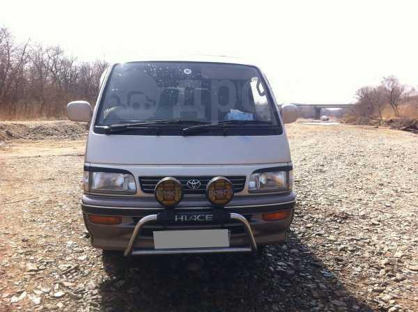 Toyota Hiace, 1996 год, 390 000 руб.